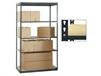 200A LOW PROFILE BOLTLESS SHELVING - EXTRA SHELF WITH PARTICLE BOARD