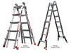 LITTLE GIANT® MULTI-USE LADDERS