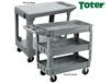 HEAVY DUTY SERVICE CARTS