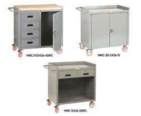 """36"""" MOBILE BENCH CABINETS"""