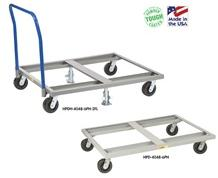 ALL-WELDED PALLET DOLLY